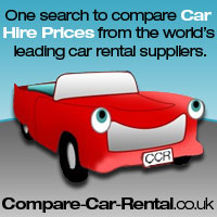 Car Rental Compare